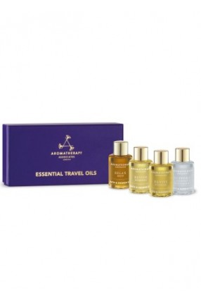 Essenntial Travel Oils, 4x 7,5ml