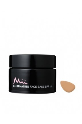 Illuminating Face Base, Golden Glow 04, SPF 15