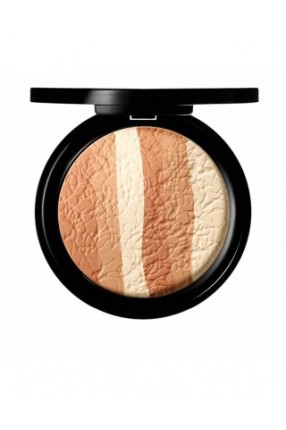 Glamorous Trio Bronzing Face Finish, Treasure 01