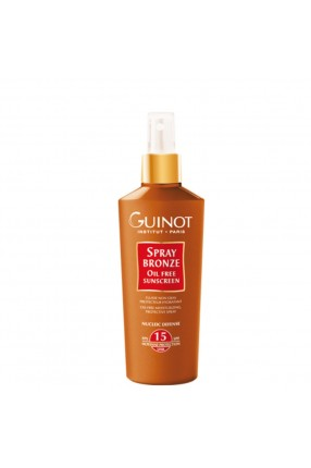 Spray Bronze SPF 15