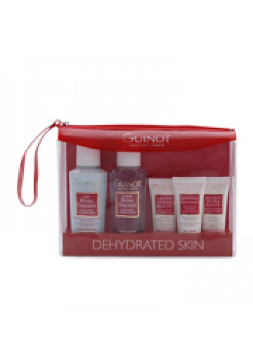 Guinot skincare travel sets (Dehydrated skin)