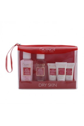 Guinot skincare travel sets (Dry skin)