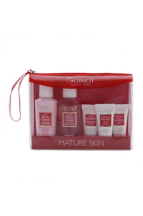 Guinot skincare travel sets  (Mature skin)